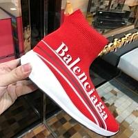 Balenciaga High Tops Shoes For Women #423975
