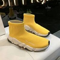 Balenciaga High Tops Shoes For Women #423995