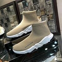 Balenciaga High Tops Shoes For Men #424001