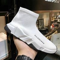 Balenciaga High Tops Shoes For Men #424003