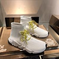 Balenciaga High Tops Shoes For Women #424009