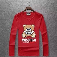 Moschino T-Shirts Long Sleeved For Men #426071