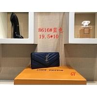 Yves Saint Laurent Fashion Wallets #426583