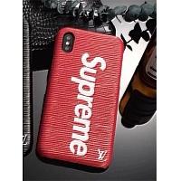 Louis Vuitton LV & Supreme iPhone Cases #427540