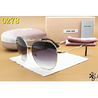 MIU MIU Quality A Sunglasses #427637