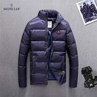 Moncler Feather Coats Long Sleeved For Men #428373