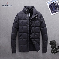 Moncler Feather Coats Long Sleeved For Men #428445