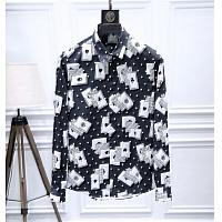 Dolce & Gabbana Shirts Long Sleeved For Men #428474