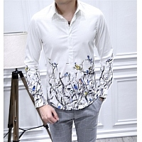 Dolce & Gabbana Shirts Long Sleeved For Men #428483