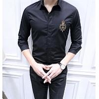 Dolce & Gabbana Shirts Long Sleeved For Men #428496