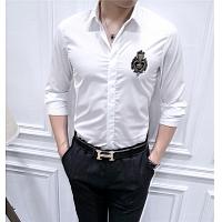 Dolce & Gabbana Shirts Long Sleeved For Men #428497