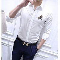 Dolce & Gabbana Shirts Long Sleeved For Men #428504