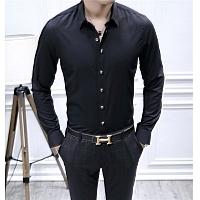 Armani Shirts Long Sleeved For Men #428544