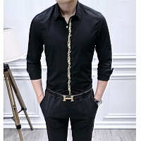 Armani Shirts Long Sleeved For Men #428560