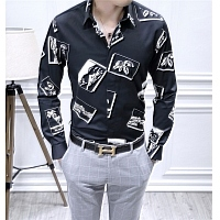 Givenchy shirts Long Sleeved For Men #428602