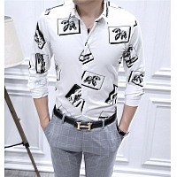 Givenchy shirts Long Sleeved For Men #428603