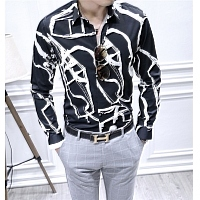 Givenchy shirts Long Sleeved For Men #428604