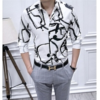 Givenchy shirts Long Sleeved For Men #428605