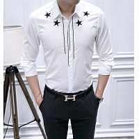 Givenchy shirts Long Sleeved For Men #428607