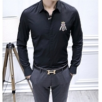 Christan Dior Shirts Long Sleeved For Men #428608