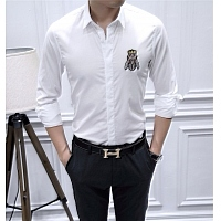 Christan Dior Shirts Long Sleeved For Men #428609