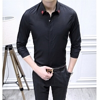 Christan Dior Shirts Long Sleeved For Men #428610
