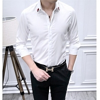 Christan Dior Shirts Long Sleeved For Men #428611
