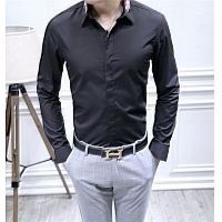 Christan Dior Shirts Long Sleeved For Men #428615