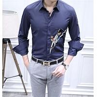 Dolce & Gabbana Shirts Long Sleeved For Men #428624