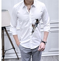 Dolce & Gabbana Shirts Long Sleeved For Men #428625