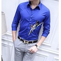 Dolce & Gabbana Shirts Long Sleeved For Men #428626