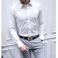 Armani Shirts Long Sleeved For Men #428653