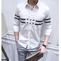 Givenchy shirts Long Sleeved For Men #428665