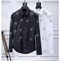 Cheap Givenchy shirts Long Sleeved For Men #428670 Replica Wholesale [$86.50 USD] [W-428670] on Replica Givenchy Shirts
