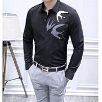 Alexander McQueen shirts Long Sleeved For Men #428674