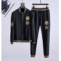 Versace Tracksuits Long Sleeved For Men #428678
