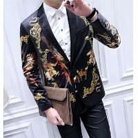 Versace Suits Long Sleeved For Men #428734