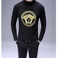 Versace Thermal T-Shirts Long Sleeved For Men #428764