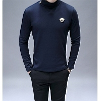 Versace Thermal T-Shirts Long Sleeved For Men #428767