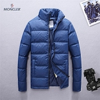 Moncler Feather Coats Long Sleeved For Men #428792