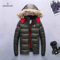 Prada Feather Coats Long Sleeved For Men #428827
