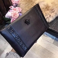 Cheap Versace AAA Quality Wallets For Men #430072 Replica Wholesale [$67.00 USD] [W-430072] on Replica Versace AAA Man Wallets