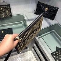 Cheap Versace AAA Quality Wallets For Men #430109 Replica Wholesale [$73.00 USD] [W-430109] on Replica Versace AAA Man Wallets