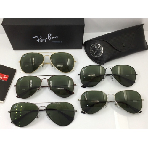 Cheap Ray Ban AAA Quality Sunglasses #431864 Replica Wholesale [$50.00 USD] [W-431864] on Replica Ray Ban AAA+ Sunglasses