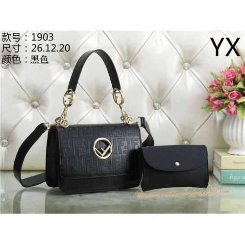 Fendi Fashion Messenger Bags #435333