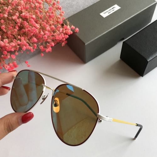 Cheap Thom Browne AAA Quality Sunglasses #437356 Replica Wholesale [$66.00 USD] [W-437356] on Replica Thom Browne AAA Sunglasses