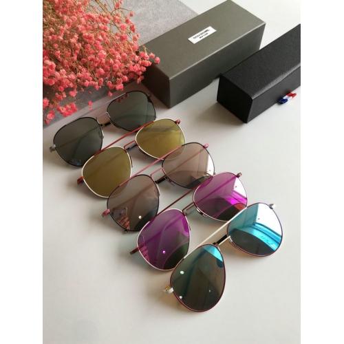 Cheap Thom Browne AAA Quality Sunglasses #437361 Replica Wholesale [$66.00 USD] [W-437361] on Replica Thom Browne AAA Sunglasses