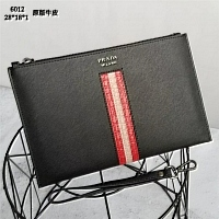 Prada AAA Quality Wallets For Men #430432