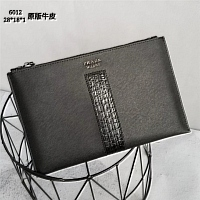 Prada AAA Quality Wallets For Men #430434