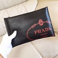 Prada AAA Quality Wallets For Men #430441